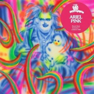 "Black Moth Super Rainbow Ariel Pink SPLIT 7"" RARE OOP VINYL Tobacco"