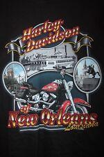 Harley Davidson Survivor New Orleans LA 2XL T-Shirt