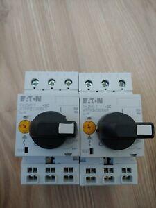 2 Stück Motorschutzschalter, Eaton, PKZM0-1 - SC XTPR