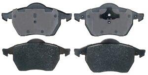 Frt Semi Met Brake Pads  ACDelco Professional  17D687M