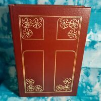 Giuseppe Ricciotti ~ LIFE OF CHRIST ~ Easton Press Collector's Edition ~ AS NEW