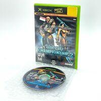 Unreal Championship 2 The Liandri Conflict XBOX No Manual TESTED