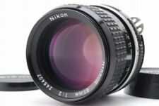 【EXC+++++】Nikon Ai NIKKOR 85mm F2 MF Lens Best for Portrait from Japan #116