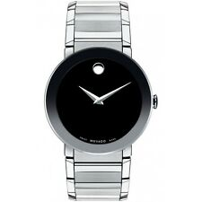 Movado 0606092 New Men's Sapphire Stainless Steel 38mm Case Swiss Made Watch