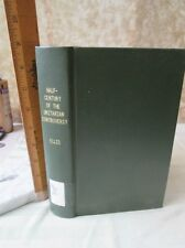 HALF CENTURY of UNITARIAN CONTROVERSY,1857,George E.ELLIS,1st Ed.
