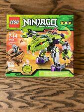 New ListingLego Ninjago 9455- Fangpyre Mech- New in Sealed Box-Retired