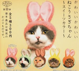 NEW KITAN Club Cute cat and dog Rabbit 5 costumes set from Japan Free Ship