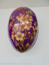 25628 antikes Osterei Pappe Zelluloid 17cm vinage Easter Egg celluloid german