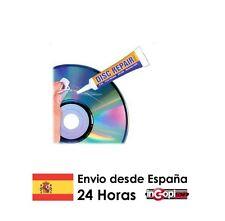 DISC REPAIR ELIMINA ARAZAÑOS PARA CDS / DVDS/BLU-RAY