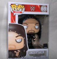 The Undertaker # 69 Wrestling POP Vinyl Wackelkopf Figur ca.10 cm,OVP,Neu,Lizenz
