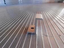12 x H/D Solar Panel End Clamps Brackets 40mm No Bolt