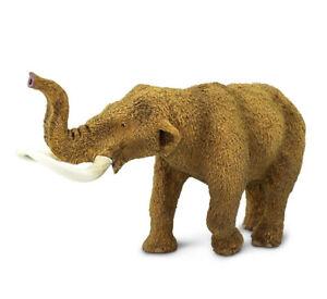AMERICAN MASTODON Dinosaur 100081 ~ Free Ship/USA w/$25+ SAFARI, LTD.Figurines