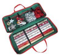 Large Gift Wrap Xmas Tree Christmas Decoration Tidy Storage Bag Organiser