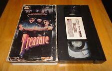 The Treasure (VHS, 1990) Family Adventure Goonies Vidmark Non-Rental