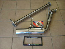Mazda Miata MX5 MX-5 NA6CE 1.6L 1.8L 89-97 TOP SPEED PRO-1 Exhaust Systems