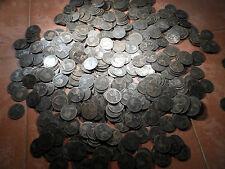 100 Victoria Penny todos fechado Lote a granel de 100 monedas toda la Reina Victoria