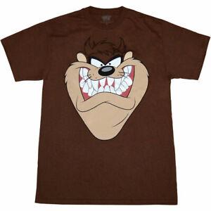 Looney Tunes Taz Face T-Shirt