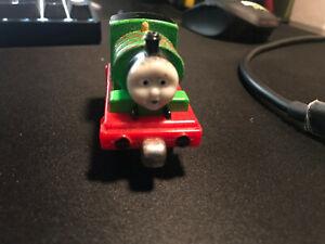 Thomas und seine Freunde - Percy 2002 selten Learning Curve Train Zug Lok
