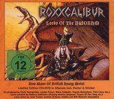 ROXXCALIBUR - Lords Of The NWOBHM Ltd. CD + DVD 2011