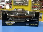 """AMERICAN MUSCLE  1957 CHRYSLER 300C """"BLACK INTERIOR""""  LIMITED 1 OF 1302"""