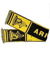 Aris Thessaloniki 130cmx22cm Schal Scarf Europa League,New,Greece,Hellas Fanshop