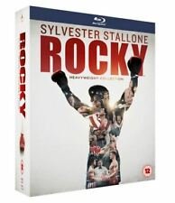Rocky: The Heavyweight Collection Blu-ray NEW