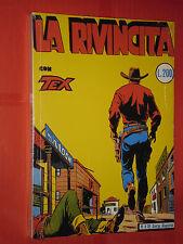 TEX  WILLER GIGANTE N°1/29 -N° 12- LA RIVINCITA -PUBBLICAZIONE AMATORIALE