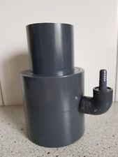 Luftheber Druckdose 75mm mit 10m...