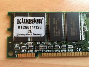 Kingston 128MB Sdram