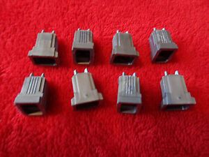 STAR WARS MONOPOLY Episode II 2 - 8 x apartments - spare parts replacement
