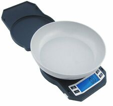 American Weigh Scales LB-3000 Compact Digital Scale with Removable Bowl New