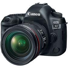 Canon EOS 5D Mark IV DSLR 30.4MP Digitale Spiegelreflexkamera Kit mit 24-70mm f/4L II Objektiv