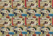 Papel de notas musicales bomoart (70cm X 100cm)