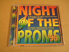 CD /  NIGHT OF THE PROMS '96