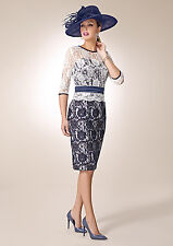 New Mother of the Bride/Groom Outfit by Zeila Size 18