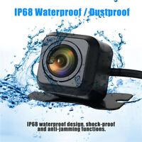 Mini Car Rear View Backup Reverse Parking Camera Waterproof 2.8mm 170° Angle Len
