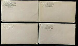 Sealed Unopened 1963 US MINT UNCIRCULATED SETS - 10 Coin Sets (1 Set per order)
