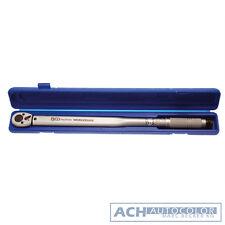 Llave de esfuerzo Torsión 1/2 pulgadas 70-350 nm herramienta BGS