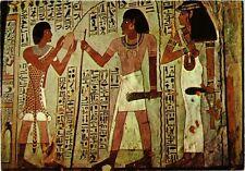 CPM EGYPTE Les défunts purifiés par un prétre-sem (343759)