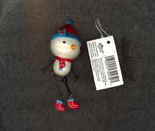 Snowman Christmas Tree Ornament by Russ-Decoration-Stocking Stuffer-BRIANNA
