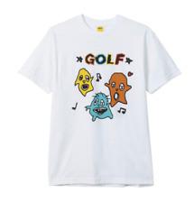 cd1db49f5dae Golf Wang   Tyler The Creator ~ Karaoke Tee ~ White - Men s Size XL
