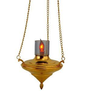 LUCERNA con CATENA d.20 LAMPADA a sospensione suspension LAMP