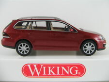 Wiking 05840 VW Golf V Variant (2007-2009) in redspice metallic 1:87/H0 NEU/OVP