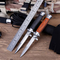 Folding Hunting Tactical Knives Survival Climbing Pocket Knife 3Cr13 Blade Steel