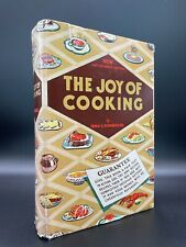 The Joy of Cooking - 1943 Edition - 1st Printing - Irma ROMBAUER