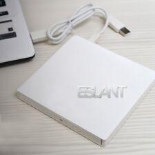 2.0 Externo USB Delgado Reproductor de DVD/CD-Rw Drive Lector para Laptop mc Mac
