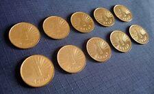 1 denar 2000 - Macedonia - Lot of 10 UNC coins