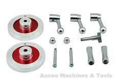Metal Knob &Handwheel Set for SIEG (S)C2 / (S)C3 Mini Lathe