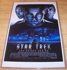 Star Trek  the Future Begins 11X17 Original Movie Poster Chris Pine