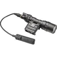 SureFire M312C Compact Scout Light with Low Profile Mount & DS07 Switch, Black